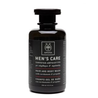 BestPharmacy.gr - Photo of Apivita Mens Care Hair & Body Wash