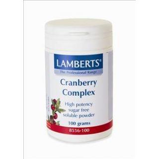 BestPharmacy.gr - Photo of Lamberts Cranberry Complex Powder 100gr