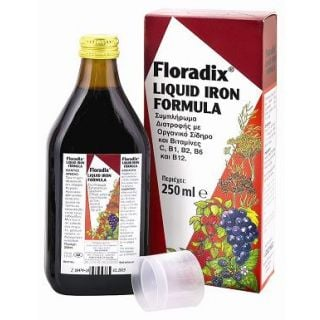 BestPharmacy.gr - Photo of Power Health Floradix Iron Formula 250ml