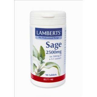 BestPharmacy.gr - Photo of Lamberts Sage 2500mg 90 Tabs