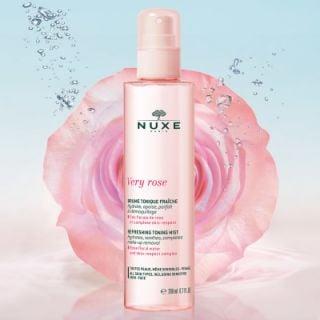 Nuxe Very Rose Refreshing Toning Mist 200ml Δροσιστική τονωτική λοσιόν spray