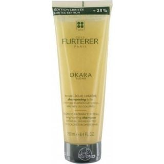 Rene Furterer Okara Blonde 250ml Σαμπουάν Λάμψης για Ξανθά Μαλλιά