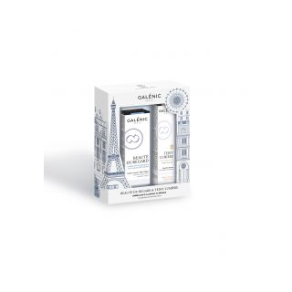 Galenic Beaute Du Regard Cryo-Booster Eye Cream 15ml Κρύο-ενισχυτική Κρέμα Ματιών + ΔΩΡΟ Teint Lumiere Flash Retouches 2ml Πινέλο Ομορφιάς