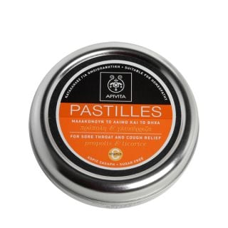 BestPharmacy.gr - Photo of Apivita Pastilles Liquorice & Propolis