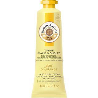 Roger & Gallet Bois D'orange Hand & Nail Cream 30ml Ενυδατική Κρέμα Χεριών & Νυχιών για Κανονικές - Ξηρές Επιδερμίδες