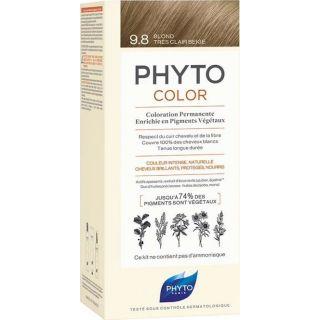 Phyto Phytocolor 9.8 Ξανθό Πολύ Ανοιχτό Μπεζ 50ml