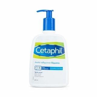 Cetaphil Gentle Skin Cleanser 460ml Απαλό Καθαριστικό Δέρματος για Σώμα & Πρόσωπο
