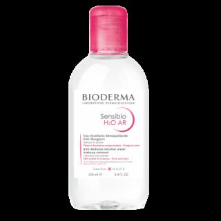 Bioderma Sensibio AR H2O 250ml Νερό Micellaire για Ευαίσθητο Δέρμα με Τάση Ερυθρότητας
