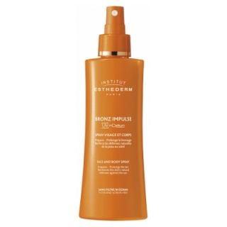 Institut Esthederm Bronz Impulse Face and Body Spray 150ml Σπρέι Προετοιμασίας Μαυρίσματος για Πρόσωπο & Σώμα