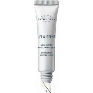 Institut Esthederm Lift & Repair Eye Contour Smooting Care 15ml Αντιρυτιδική & Συσφικτική Κρέμα Ματιών