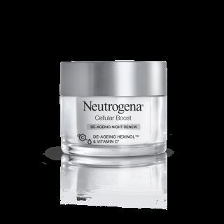 Neutrogena® Cellular Boost Κρέμα Νύχτας 50ml Αντιγηραντική- Ανανέωση της Επιδερμίδας
