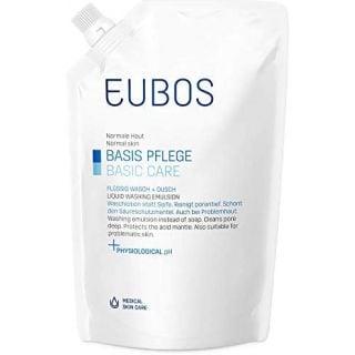 Eubos Liquid Blue Refill 400ml Ανταλλακτικό Υγρό Καθαρισμού