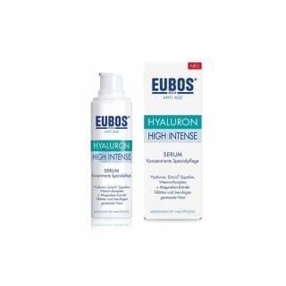 Eubos Hyaluron High Intense Serum Ορός Προσώπου Με Υαλουρονικό Οξύ Υψηλής Συγκέντρωση 30ml