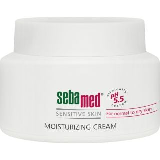 Sebamed Moisturizing Cream pH 5.5 Κρέμα Ημέρας & Νύχτας για Ξηρή & Αφυδατωμένη Επιδερμίδα 75ml