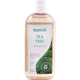 Health Aid Tea Tree Shampoo 250ml Σαμπουάν για τις Ψείρες