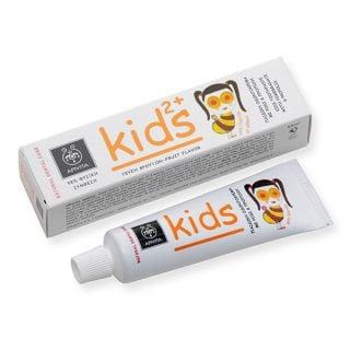 BestPharmacy.gr - Photo of Apivita Toothpaste Kids 2+ Pomegranate & Propolis