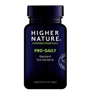 Higher Nature Pro Daily Συμπλήρωμα Διατροφής με Προβιοτικά 90ταμπλέτες