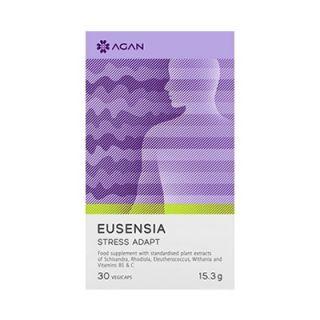 Agan Eusensia Stress Adapt 30 Vegicaps Συμπλήρωμα Διατροφής για την Αντιμετώπιση Στρεσογόνων Παραγόντων