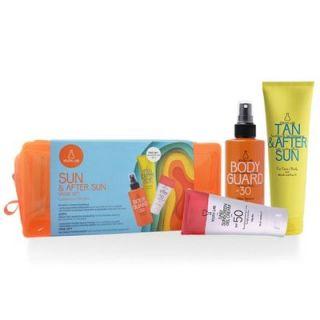 Youth Lab Sun & After Sun Value Set Αντηλιακό Προσώπου Μικτό/Λιπαρό Δέρμα SPF50 50ml, Αντηλιακό Σώματος SPF30 200ml & Δώρο Tan & After Sun 150ml