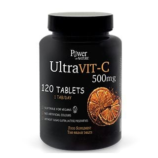 Power Health Power of Nature Sport Series ULTRAVIT-C 500mg 120 Tabs