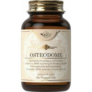 Sky Premium Life Osteodome Συμπλήρωμα Διατροφής για τα Οστά και τις Αρθρώσεις 60 δισκία