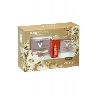 Vichy Beauty Routine - Neovadiol Magistral 50ml Balm Αναδόμησης και Θρέψης για μετά την Εμμηνόπαυση + Δώρο Magistral Κρέμα Νύχτας 15ml & Liftactiv Glyco-C Night Peel 2ml