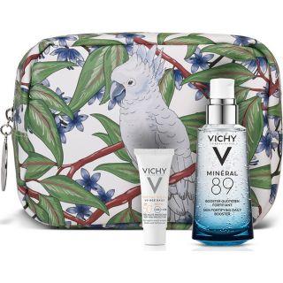 Vichy Mineral 89 Ενυδατικό Booster Προσώπου 50ml & Δώρο Capital Soleil Age Daily Αντηλιακό Προσώπου Κατά Της Φωτογήρανσης 3ml