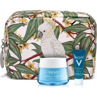 Vichy Aqualia Thermal Light Cream 50ml & Free Mineral 89 Probiotic 5ml