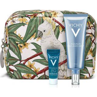 Vichy Aqualia Volcano Drop Ενυδάτωση & Ενεργοποίηση Λάμψης 75ml & Δώρο Mineral 89 Probiotic Booster Ανάπλασης & Επανόρθωσης 5ml