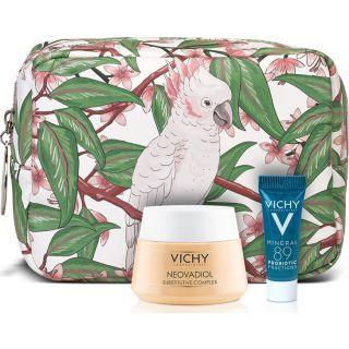 Vichy Neovadiol Compensating Complex Κρέμα Ημέρας για Ξηρές Επιδερμίδες για μετά την Εμμηνοπαυση 50ml & Mineral 89 Probiotic Booster Ανάπλασης & Επανόρθωσης 5ml
