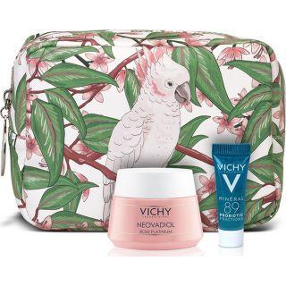 Vichy Neovadiol Rose Platinium Κρέμα Φροντίδας της Επιδερμίδας από την Εμμηνόπαυση 50ml & Δώρο Mineral 89 Probiotic Fractions Booster Ανάπλασης & Επανόρθωσης  5ml