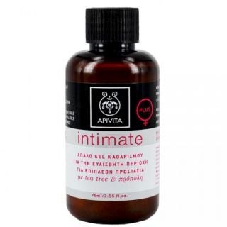 Apivita Intimate Plus with Propolis & Tea Tree 75ml