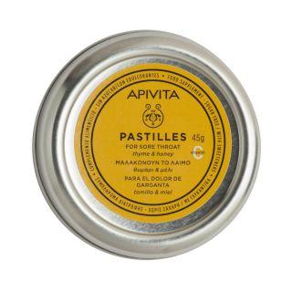 BestPharmacy.gr - Photo of Apivita Pastilles Honey & Thyme
