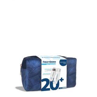 Frezyderm Moisturizing 24H 20+ Ενυδατική Κρέμα 50ml + ΔΩΡΟ Mild Wash Foam 150ml Αφρός καθαρισμού για Ευαίσθητα Δέρματα