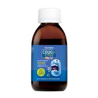 Frezyderm Cough Syrup Kids 182gr Παιδικό Σιρόπι για Ξηρό & Παραγωγικό Βήχα