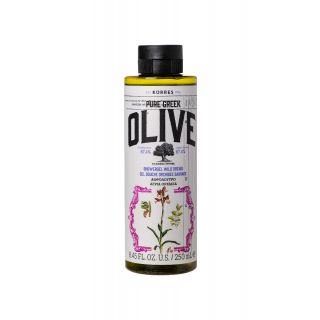 Korres Pure Greek Olive Αφρόλουτρο Άγρια Ορχιδέα 250ml