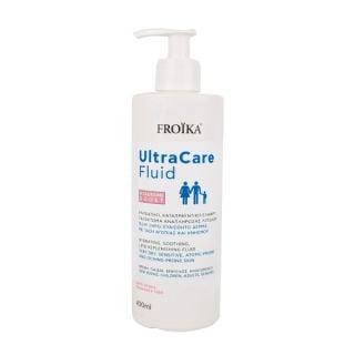 Froika UltraCare Fluid Ενυδατικό & Καταπραϋντικό Γαλάκτωμα Αναπλήρωσης Λιπιδίων 400ml