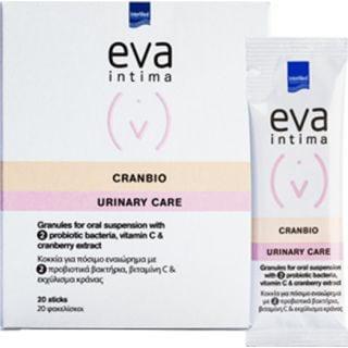 Intermed Eva Intima Cranbio 20φακελίσκοι Συμπλήρωμα Διατροφής για την Υγεία του Ουροποιητικού Συστήματος