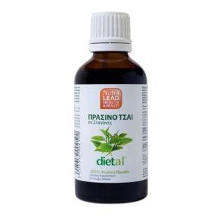 PharmaLead Dietal Πράσινο Τσάι σε Σταγόνες Συμπυκνωμένο 99.4% 50ml