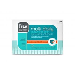 Pharmalead Multi Daily Immune Booster 30κάψουλες Ενίσχυση του Ανοσοποιητικού