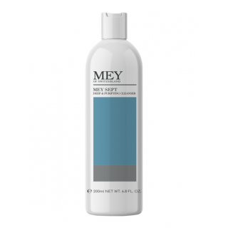 Mey MeySept Deep & Purifying Cleanser 200ml Ήπιο Aντισηπτικό Yγρό Kαθαρισμού