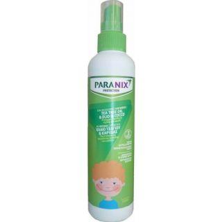 Paranix Protection Spray Boys 250ml Αντιφθειρικό Μαλακτικό Σπρέι με Έλαιο Τσαγιού & Καρύδας για Αγόρια