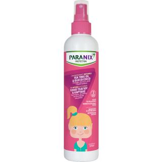 Paranix Protection Spray Girls 250ml Αντιφθειρικό Μαλακτικό Σπρέι με Έλαιο Τσαγιού & Καρύδας για Κορίτσια