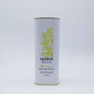 Epsilon Geronymakis Cretan organic 750ml