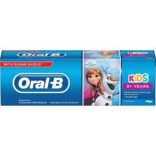 Oral-B Kids Disney Frozen Παιδική Οδοντόκρεμα 3+ ετών 75ml