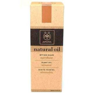 BestPharmacy.gr - Apivita Natural Plant Oil Almond 100ml