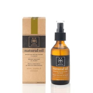 BestPharmacy.gr - Photo of Apivita Organic Massage Oil Blend