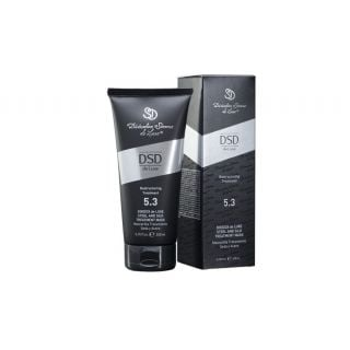 DSD De Luxe 5.3 Silk & Steel Treatment Mask 200ml Μάσκα για Ταλαιπωρημένα Μαλλιά