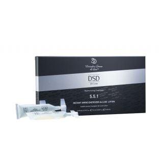 DSD De Luxe 5.5.1 Instant Amino Energizer 10x10ml Λοσιόν για Ταλαιπωρημένα Μαλλιά