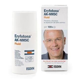 Eryfotona AK-NMSC Fluid Αντηλιακό Προσώπου SPF100+